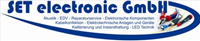 Logo SET electronic GmbH